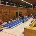 Über 40 Kinder nahmen an der Kinderfreizeit der Turnabteilung teil